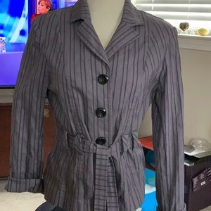 3/$12 T. Milano Jacket and belt